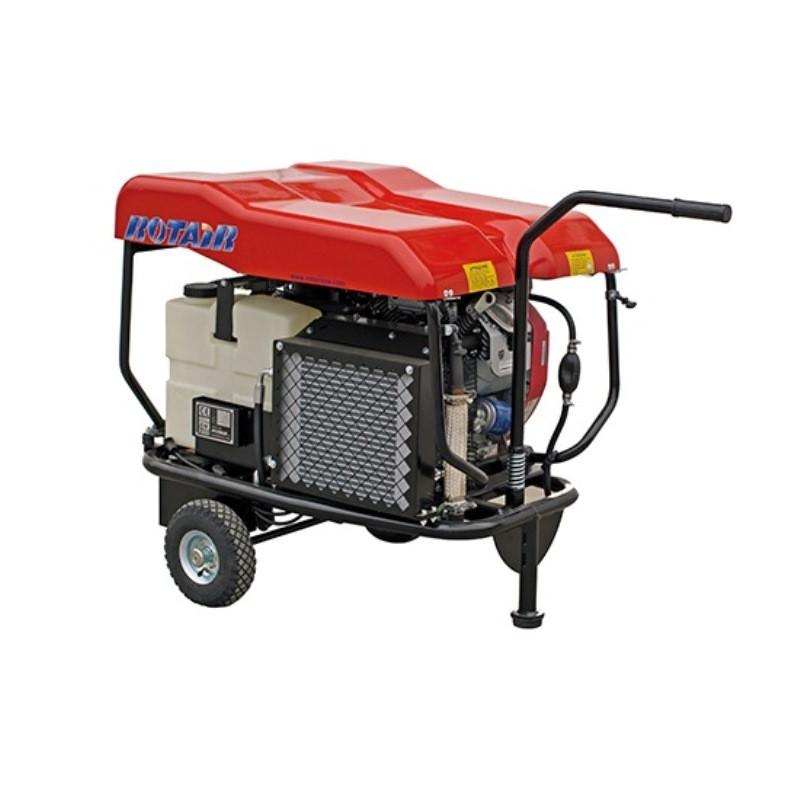 Бензиновый винтовой компрессор Rotair VRK 160-6