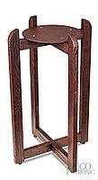 Подставка деревянная разборная (Сосна. Цвет: Венге), фото 3
