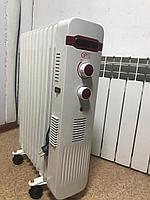 Радиатор масляный с вентилятором