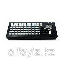 Программируемая клавиатура Posiflex KB-6600 (без ридера) (PS/2)(USB)