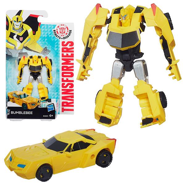 Игрушка Hasbro Трансформеры (Transformers) Роботс-ин-Дисгайс Легион