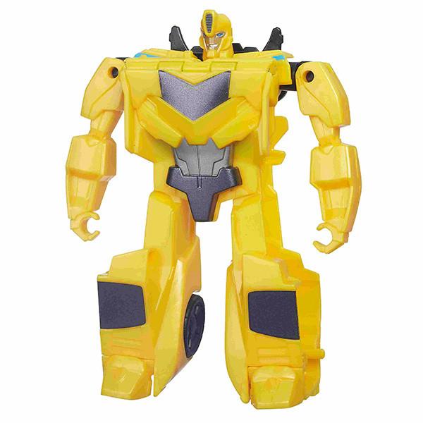Игрушка Hasbro Трансформеры (Transformers) РОБОТ ПОД ПРИКРЫТИЕМ: Уан-Стэп (в ассорт.)