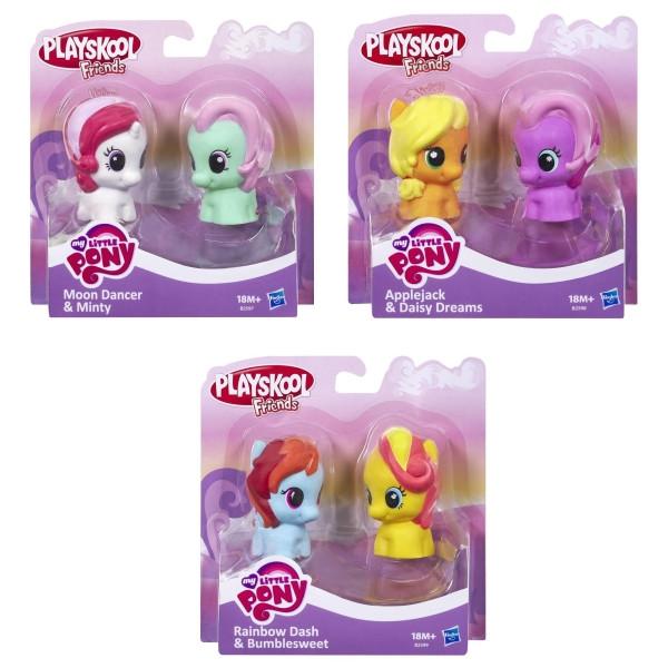 Игрушка Hasbro My Little Pony Подруги пони-малышки