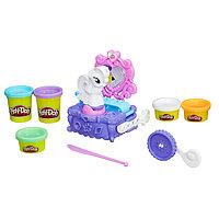 """Игрушка Hasbro Play-Doh (Плей-До) Игровой набор """"Туалетный столик Рарити"""""""
