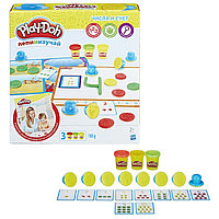Игрушка Hasbro Play-Doh (Плей-До) Игровой набор ЦИФРЫ И ЧИСЛА, фото 1