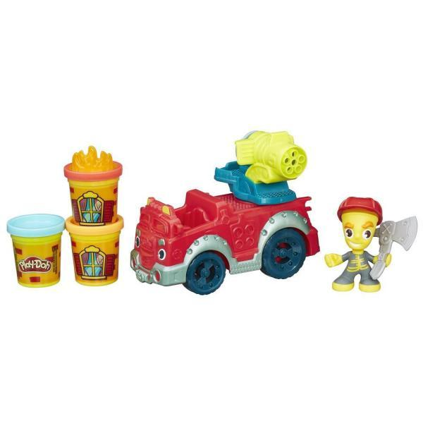 """Игрушка Hasbro Play-Doh (Плей-До) Игровой набор Город """"Пожарная машина"""""""