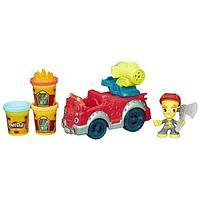 """Игрушка Hasbro Play-Doh (Плей-До) Игровой набор Город """"Пожарная машина"""", фото 1"""