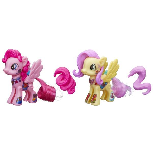 """Игрушка Hasbro My Little Pony стильные пони """"Создай свою пони"""" (в ассорт.)"""