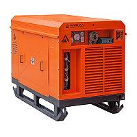 Шахтный электрический компрессор ЗИФ-ШВ 7,5/0,7 (660; 380 В, на салазках)