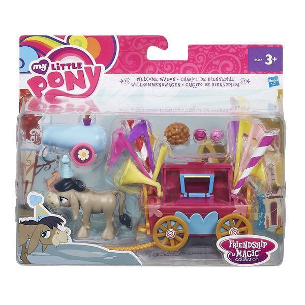 Игрушка Hasbro My Little Pony Коллекционный мини игровой набор пони (в ассорт.)