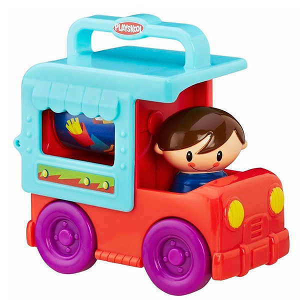 "Игрушка Hasbro PLAYSKOOL грузовичок ""Сложи и кати, возьми с собой"""