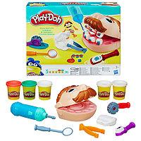 "Игрушка Hasbro Play-Doh (Плей-До) Игровой набор ""Мистер Зубастик"", фото 1"