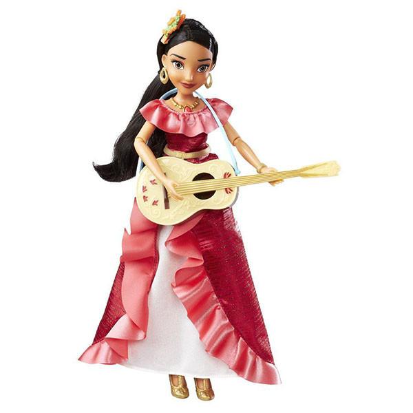 Игрушка Hasbro Принцессы Дисней (Disney Princess) Поющая кукла Елена – принцесса Авалора