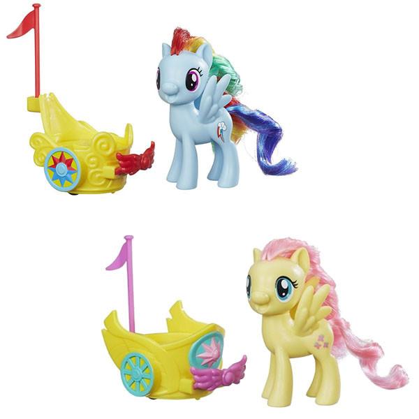 Игрушка HASBRO My Little Pony Игровой набор Пони в карете в асс