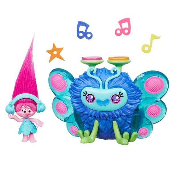 Игрушка Hasbro Trolls (Тролли) Город троллей Диджей Баг