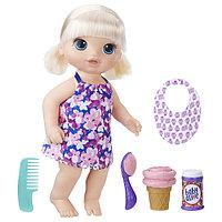 Игрушка Hasbro Baby Alive Кукла Малышка с мороженным