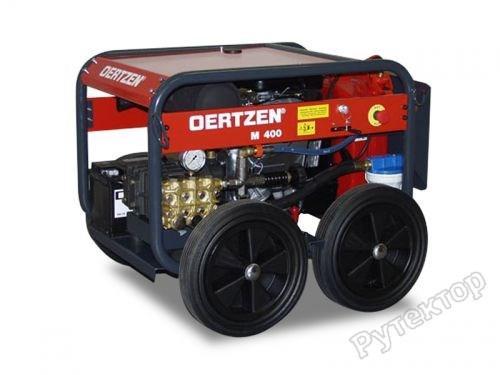 Моечный аппарат высокого давления с бензиновым двигателем - OERTZEN 400M