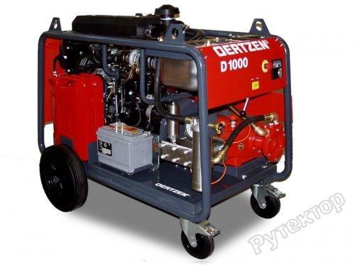 Моечный аппарат высокого давления с дизельным двигателем OERTZEN 1000D