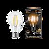 Лампа GAUSS LED FILAMENT A60 E27 6W 2700К