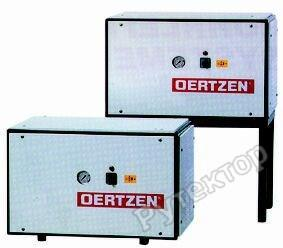 Стационарный моечный аппарат высокого давления с электрическим двигателем - OERTZEN S 334 VA H
