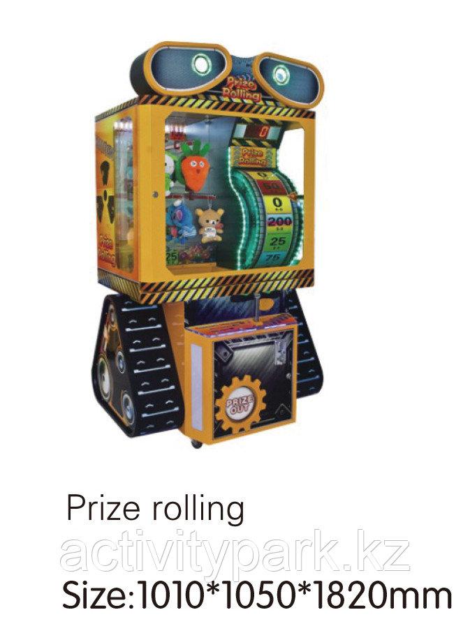 Игровой автомат - Prize rolling
