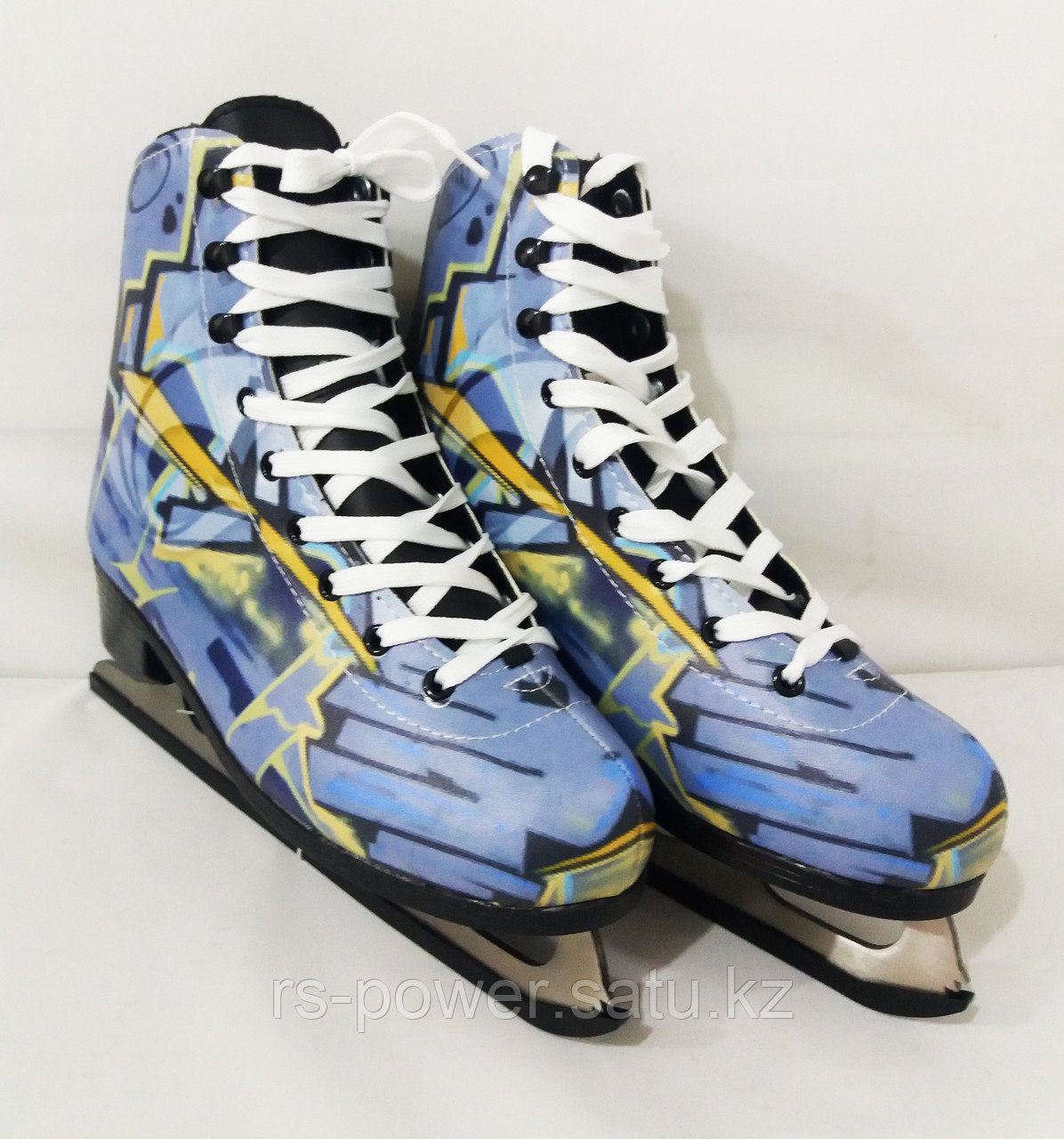 Фирменные фигурные коньки от Power Sports