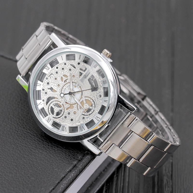 Часы скелетон Visee