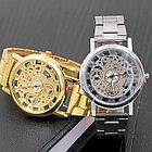 Часы скелетон Visee, фото 3