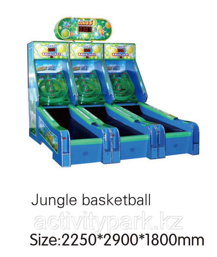Игровые автоматы - Jungle basketball