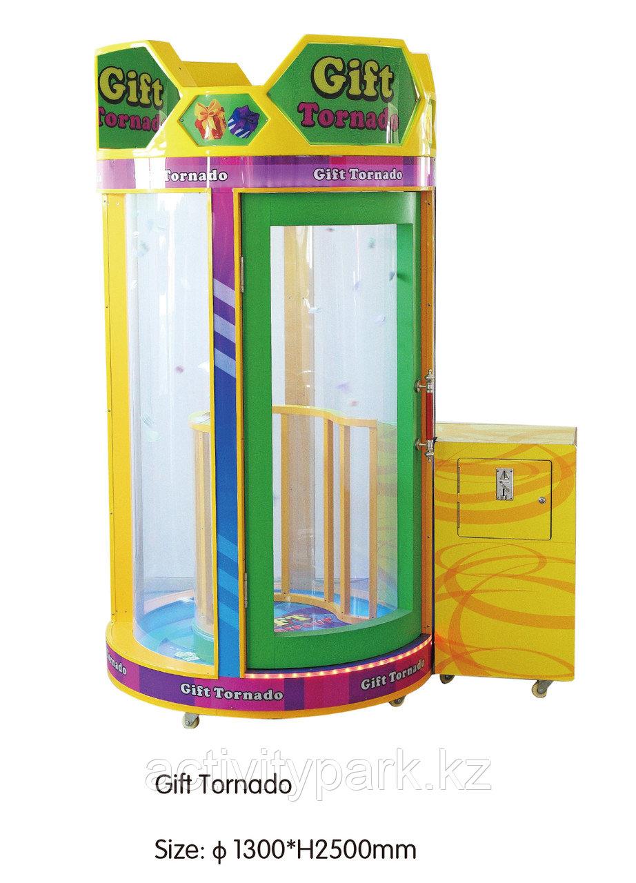 Игровой автомат - Gift Tornado