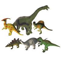 Игрушка Megasaurs игровой набор динозавров 6 штук  в асс, фото 1