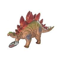 Игрушка Фигурка динозавра, Стегозавр 17*45 см