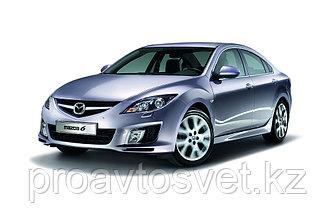 "Переходные рамки KOITO Q5  3"" на Mazda 6 II (GH) ГАЛОГЕН дорестайл и рестайл (2007-2012);"