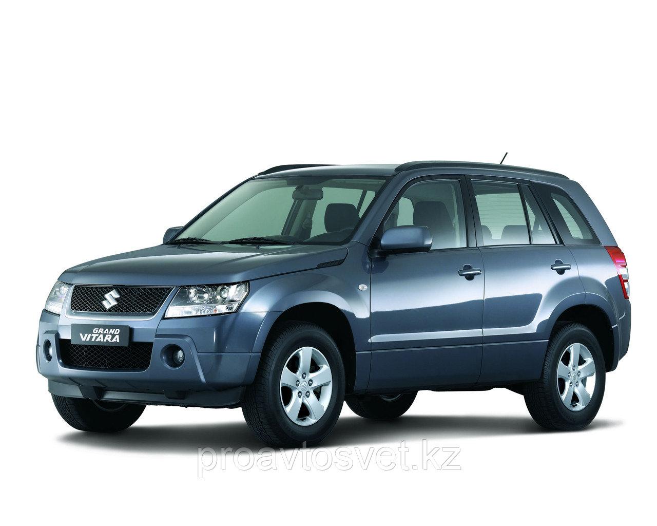 Переходные рамки на Suzuki Grand Vitara III дорестайл и рестайл (2005-2016)