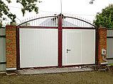 Ворота распашные, фото 5