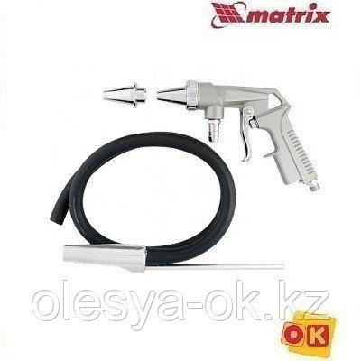 Пистолет пескоструйный со шлангом. MATRIX, фото 2