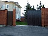 Ворота-калитки, фото 2