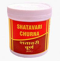 Shatavari churna, Шатавари в порошке, Натуральная мазь для женского здоровья, 100 гр