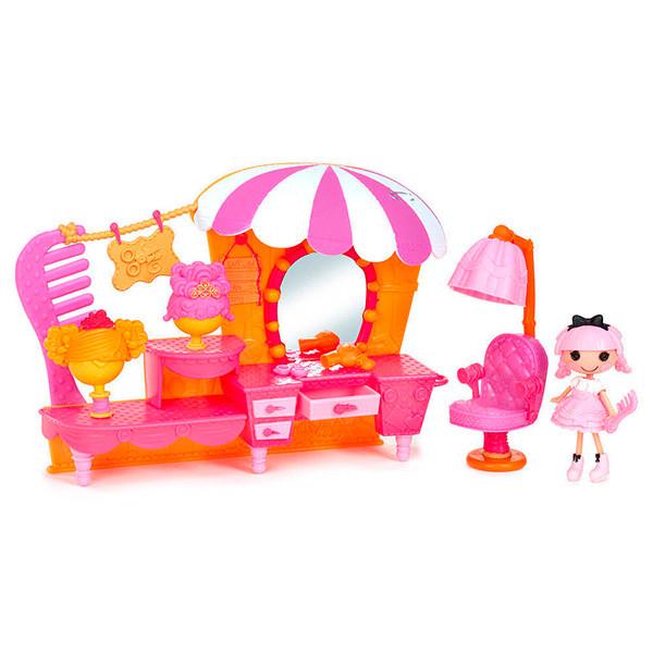 Игрушка Mini Lalaloopsy кукла с интерьером, в асс-те