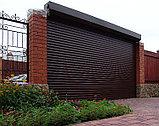 Ворота  рулонные, фото 2
