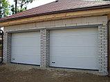 Ворота теплые гаражные, фото 4