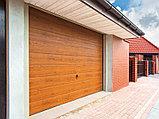 Ворота теплые гаражные, фото 5