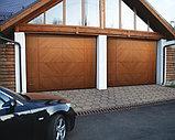 Ворота теплые гаражные, фото 8