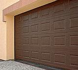 Ворота теплые гаражные, фото 10