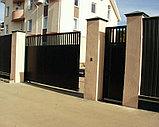 Ворота въездные откатные, фото 8
