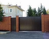 Ворота въездные откатные, фото 10