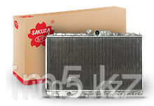 Радиатор CHEVROLET CRUZE 1,6L F16D4 2009-; CHEVROLET CRUZE 1,8L F18D4 2009-