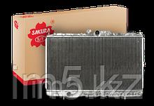 Радиатор SUBARU FORESTER 2,0L EJ201 2002-02/2005; SUBARU FORESTER 2,5L EJ251 2002-02/2005