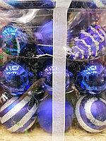 Набор елочных шаров, фото 1