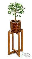 Подставка деревянная разборная (Ясень. Цвет: Светлое дерево), фото 5